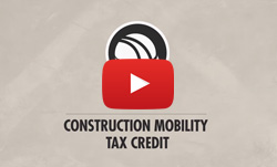 Construction Mobility Tax Credit - Bill C-201/UA Local67 Video Cover Image